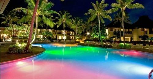 inground pool lighting