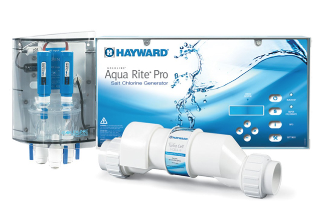 salt water pool systems