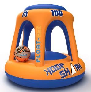 above ground pool basketball hoop