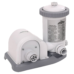 above ground filter pump