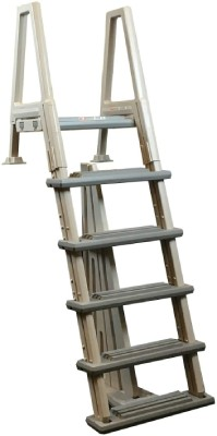 confer heavy duty above ground pool ladder