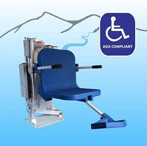 Swimming pool accessories - Swimming pool wheelchair lift law ...