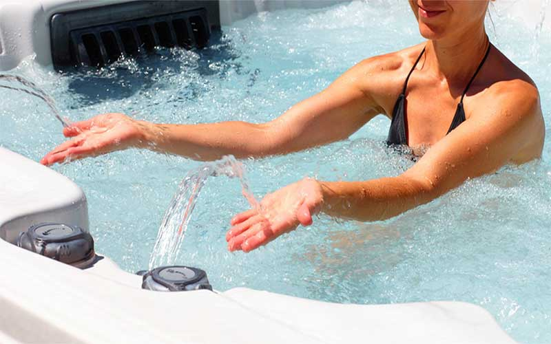 hot tub filter cleaner
