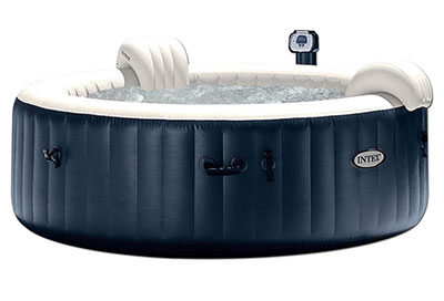intex portable hot tub