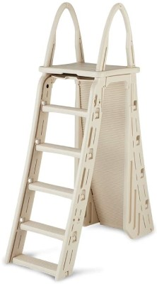 above ground a-frame pool ladder
