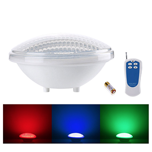 led floating pool light