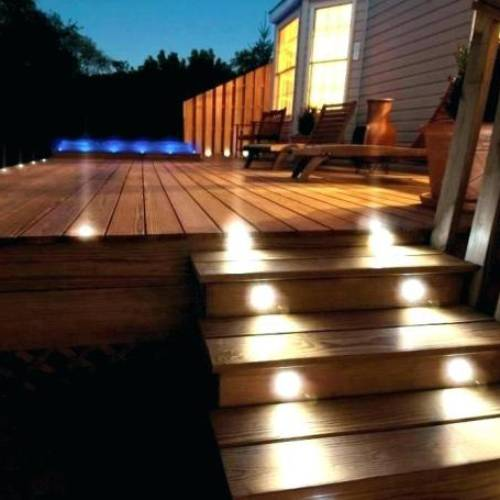 low voltage well lights