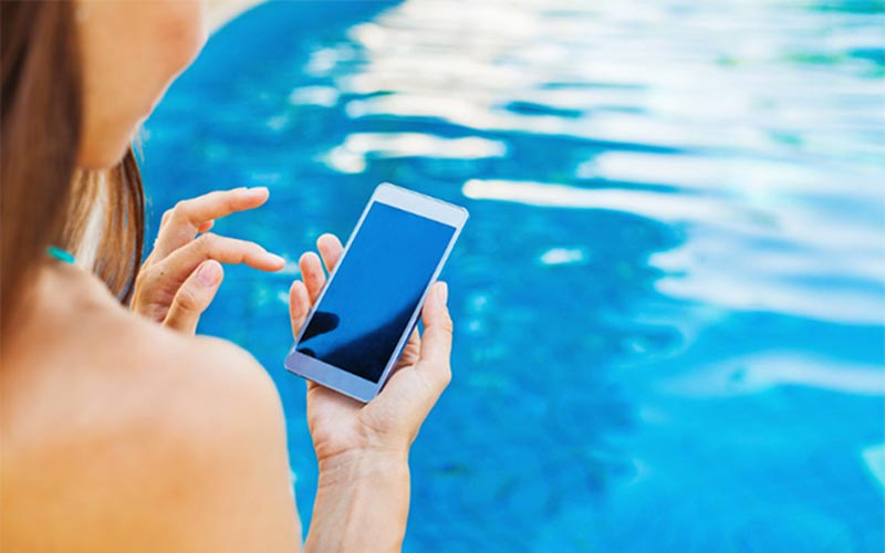 pool app