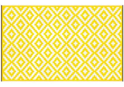 outdoor plastic deck rug