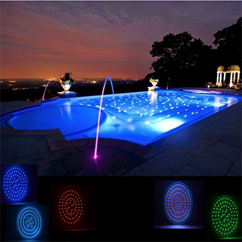 Pool Light Bulbs Technical Information