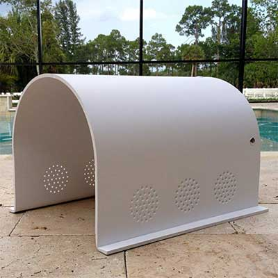 Pool Pump Sheds Equipment Enclosures Storage And Privacy Screens