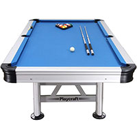outdoor pool table