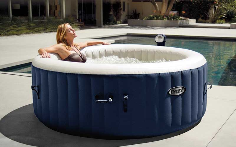 The Best Portable Hot Tubs Buyer S Guide Indoor And Outdoor Models