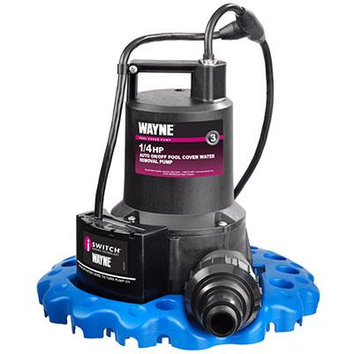 wayne submersible pool pump