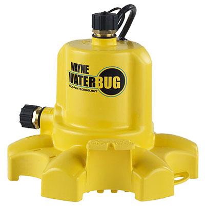 wayne waterbug submersible pump