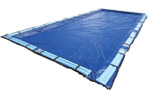 winter inground pool cover