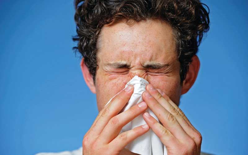 chorine allergy
