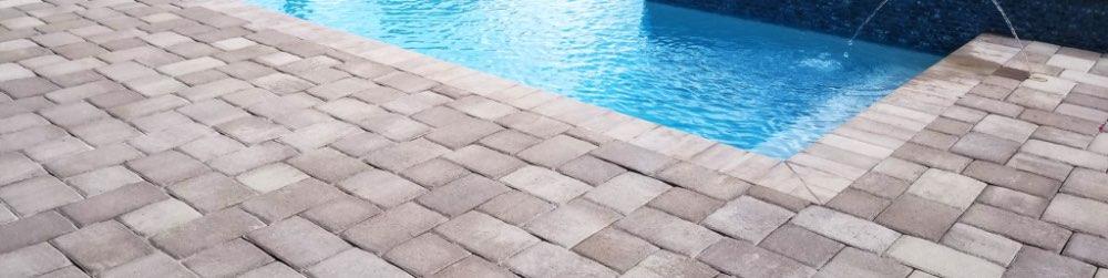 pool deck paving stones