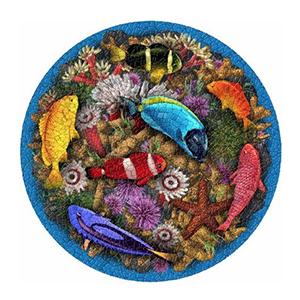 pool art mosaic