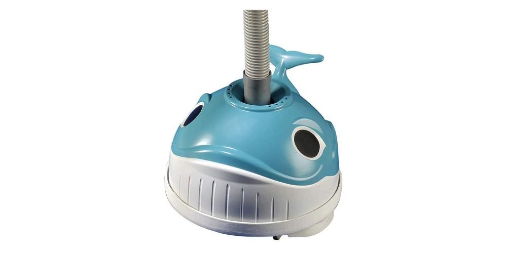 above ground pool vacuum